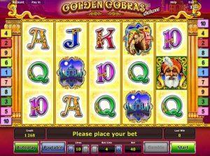 Golden Cobra's Deluxe