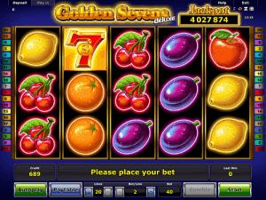 Golden Sevens Deluxe