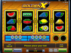 Golden X Casino