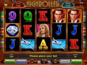 High Roller Jackpot