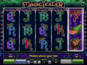 Magic Jester
