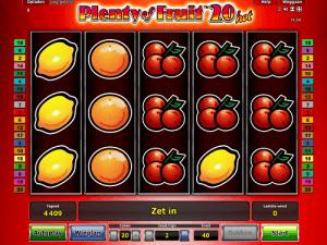 Plenty of Fruit 20 Hot