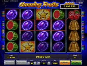 Amazing Fruits