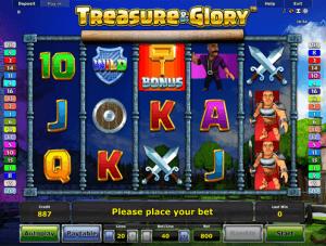 Treasure & Glory