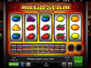 Mega Slam Casino