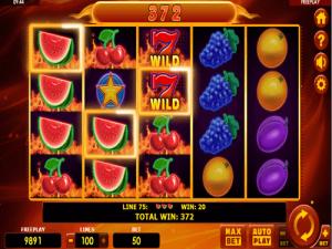 Hot Fruits 100