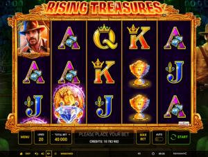 Rising Treasure