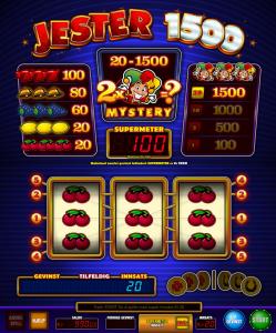 Jester 1500