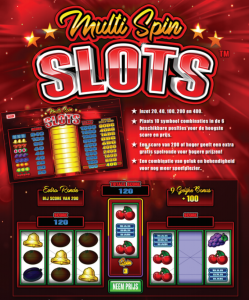 Multi Spin Slots