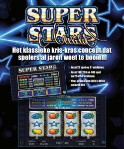 Super Stars Wild